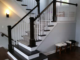 New Staircases and Railings